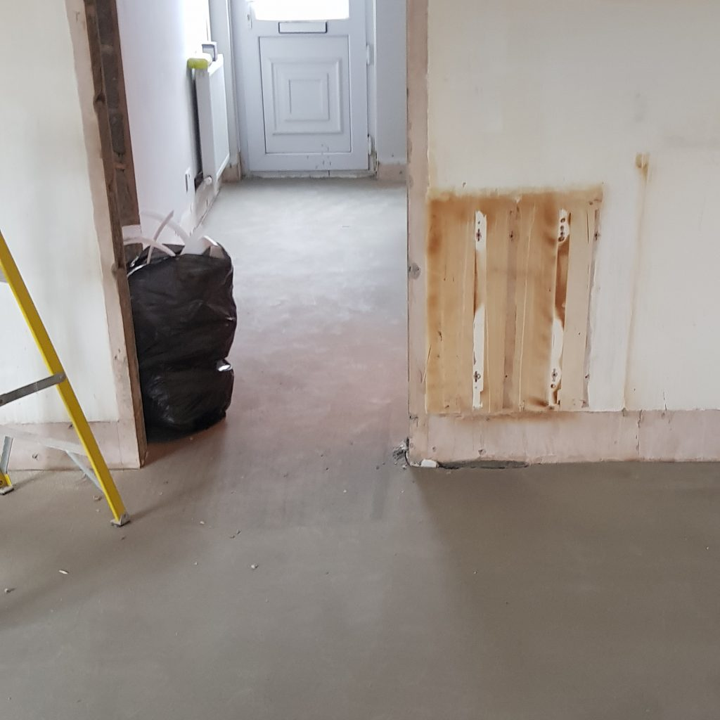 First Floor Coatings - Cardigan domestic screed 4